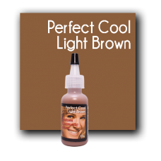 Custom Cosmetic Color - Perfect Cool Light Brown